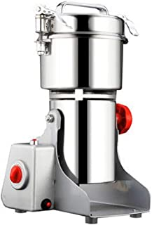Baugger Grinder Machine,Electric Grain Spices Cereals Coffee Dry Food Mill Grinding Machines Home Powder Crusher Grinder