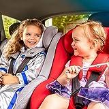 Maxi-Cosi Beryl 'Nomad Black' R44/04 Isofix Kinderautositz Gruppe 0/1/2, 0 - 25 kg, von Geburt bis 7 Jahre, in Rückwärts- und Fahrtrichtung - 6