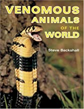Venomous Animals of the World