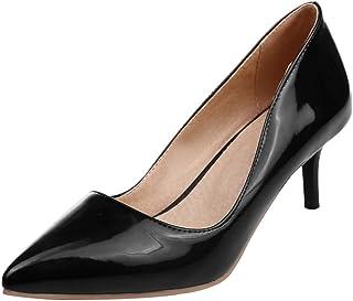 fab0103702af0 Suchergebnis auf Amazon.de für: schwarze pumps mit 5cm absatz