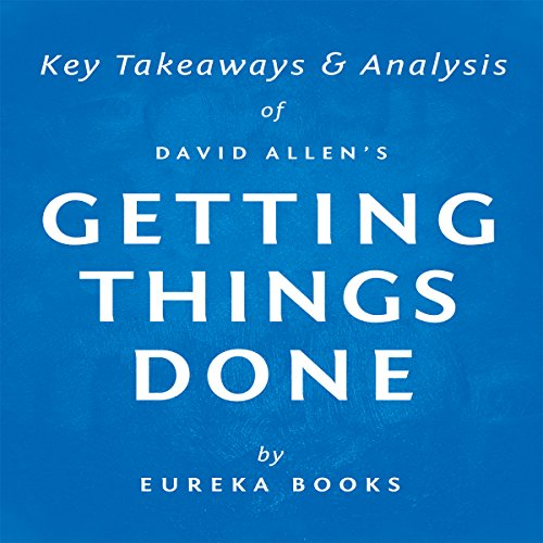 Getting Things Done by David Allen Titelbild