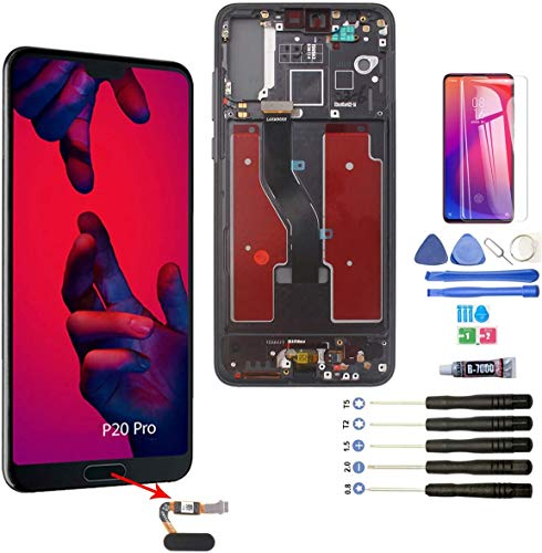 RongZy pantalla LCD para Huawei P20 Pro CLT-L09 CLT-L29,