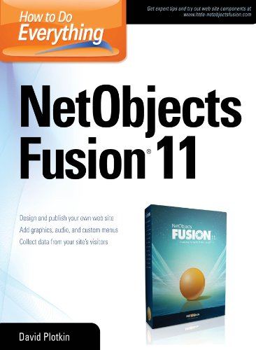How to Do Everything NetObjects Fusion 11 (English Edition)