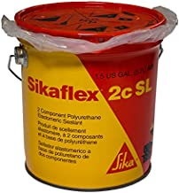 Sikaflex 2C SL 1.5 Gallon Two Comp. Polyurethane Elastomeric Sealant