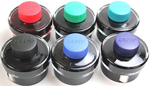 LAMYラミーボトルインクブルーブラックLYVT08936正規輸入品