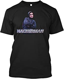 HACKERMAN -Mr Robot T-Shirts for Women Men Girl Boys Cute