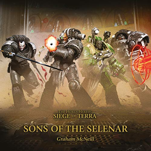 Page de couverture de Sons of the Selenar