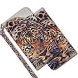 MRSTER J6+ Case Wallet Premium PU Leather Cover 3D Creative