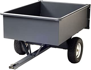 Precision Products LC1500B 15-Cubic-Foot Trailer Dump Cart