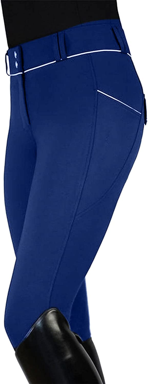 VISALY Max 67% Direct stock discount OFF Riding Breeches for Equestrian Women Waist High