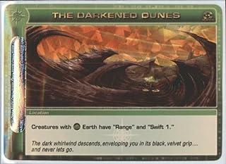 TC Digital Games The Darkened Dunes Chaotic Premium Edition Season 1 Super Rare Gold Foil Card & Unused Code (Random Stats)