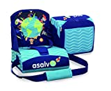 Asalvo 14009 - Trona de viaje, diseño niños del...