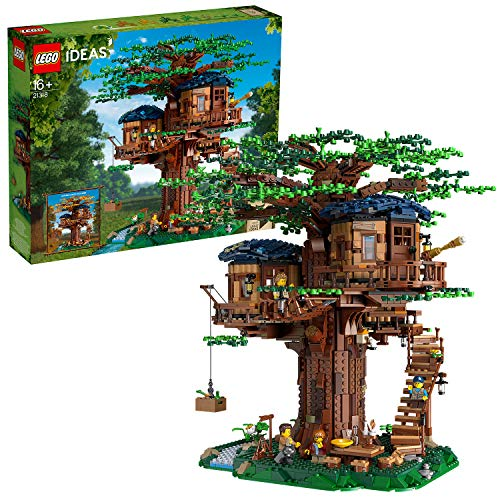 LEGO Ideas Tree House Building Kit