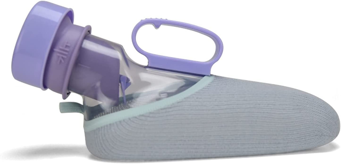 XXFI Women Urinal Al sold out. 700ml Leak-Proof Splash-Proof Contai Fashion Urine and