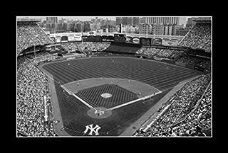 8 x 10 All Wood Framed Photo Old-Baseball-Stadiums-Yankee-Stadium