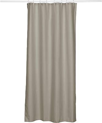 Kela ケラ シャワーカーテン サイズ:120×H200cm トープ Laguna 22119