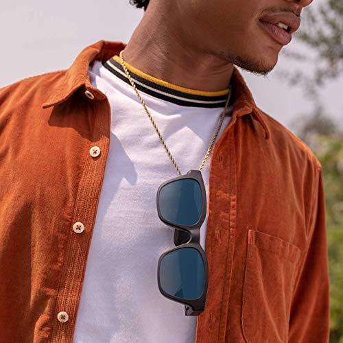 Bose Frames Brillengläser-Kollektion, Modell Alto M/L mit blauem Farbverlauf, austauschbare Ersatzgläser, 12.00 Stück