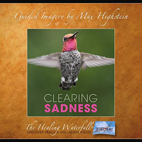 Clearing Sadness audiobook cover art