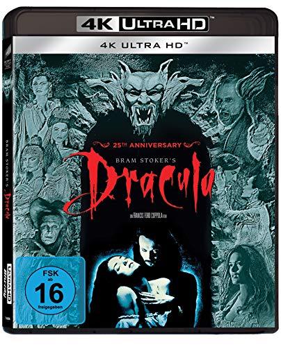 Bram Stoker's Dracula (4K Ultra HD) [Blu-ray]