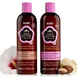 Best Frizz Shampoos - HASK SHEA BUTTER & HIBISCUS OIL Anti-Frizz Shampoo Review