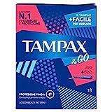 TAMPAX&GO MINI, Confezione da 18 Tamponi