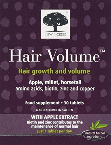 New Nordic Hair Volume 30 Tablets, 120 g NEWHAI3LQ