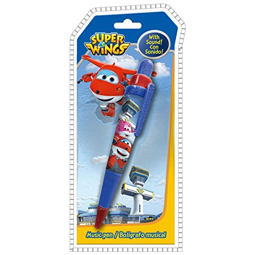 Disney – super Wings pen Musical Engels, wi17009i