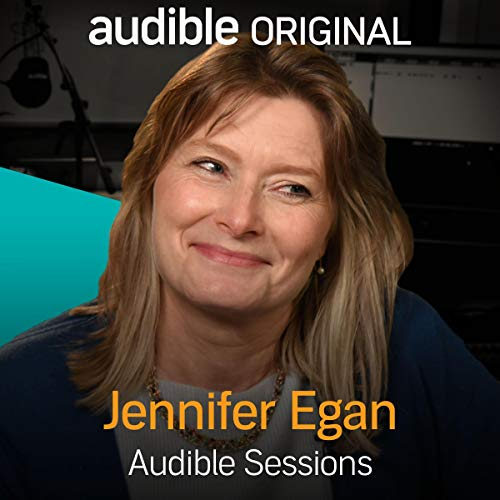 Jennifer Egan audiobook cover art