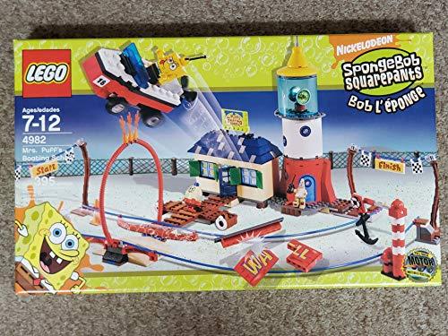 LEGO SpongeBob 4982 - Mrs. Puffs Bootsfahrschule