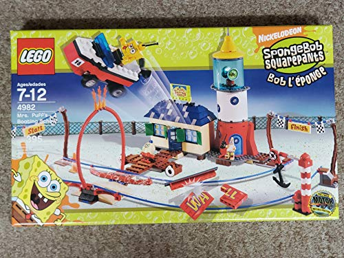 LEGO Bob Esponja 4982