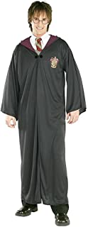 Rubies Mens Wizard Harry Potter Gryffindor Robe Deluxe Fancy Costume