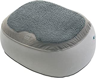 Go-Travel Super Foot Rest Travel Pillow, Grey, 476