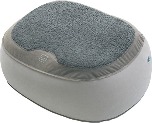 Design Go Super Foot Rest, Grey, One Size