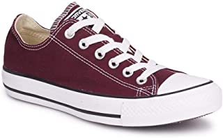 Converse Chuck Taylor All Star OX Unisex Casual Shoes Burgundy 139794F