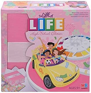 Hasbro The Game of Life - Pink