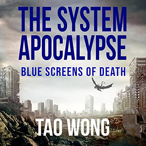 Blue Screens of Death Audiobook By Tao Wong cover art
