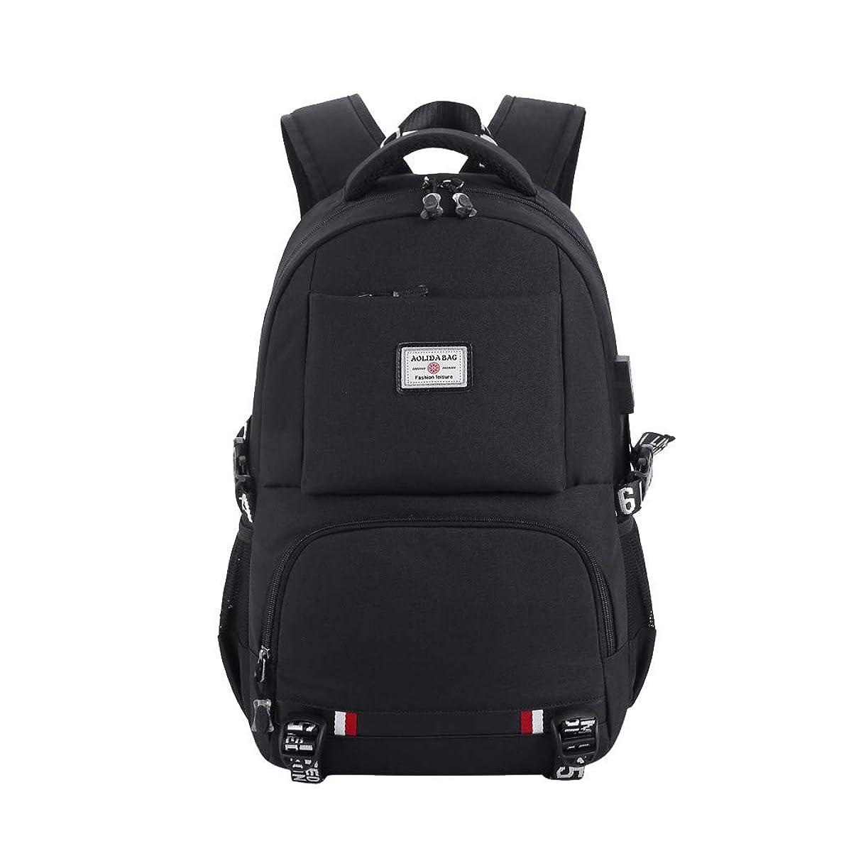 MOGOV Men&Women Lover Bag Casual Backpack USB Charging Backpack Travel Large Capacity Laptop Bag