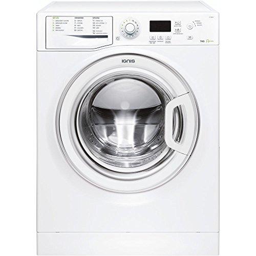 Ignis IG 7200it Independiente Carga frontal 7kg 1200RPM A + + + Color blanco lavadora–Machines lavadora (Independiente, Carga frontal, color blanco, Botones, Giratorio, Izquierda, LCD)