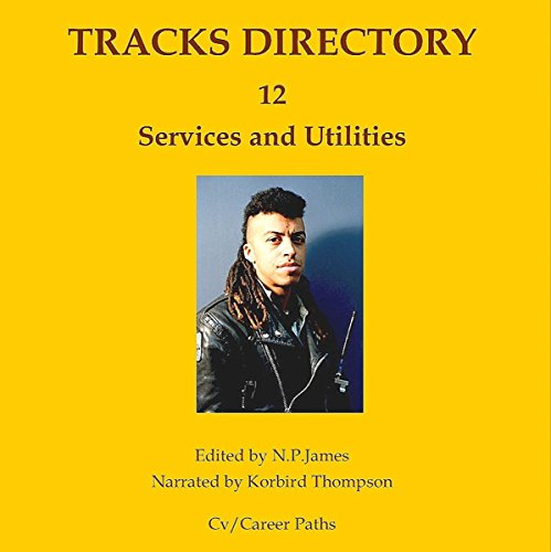 Tracks Directory Volume Twelve: Services audiobook cover art