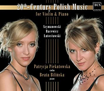 20th Century Polish Music for Violin & Piano