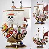 Yvonnezhang Barco Pirata de One Piece Figura Estatua Juguete Decoración Regalo
