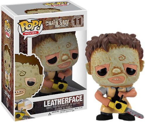 Pop! Movies Texas Chain Saw Massacre Leatherface Vinyl Toy Figure #11