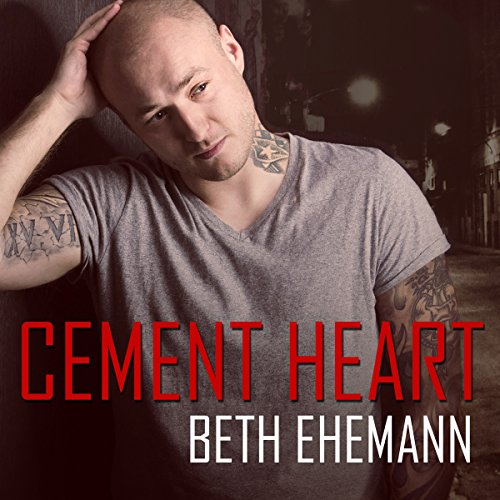 Cement Heart audiobook cover art
