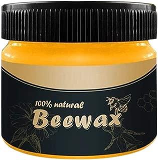 Wood Seasoning Beewax - Traditional Beeswax Polish for...