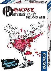 Tödlicher Wein