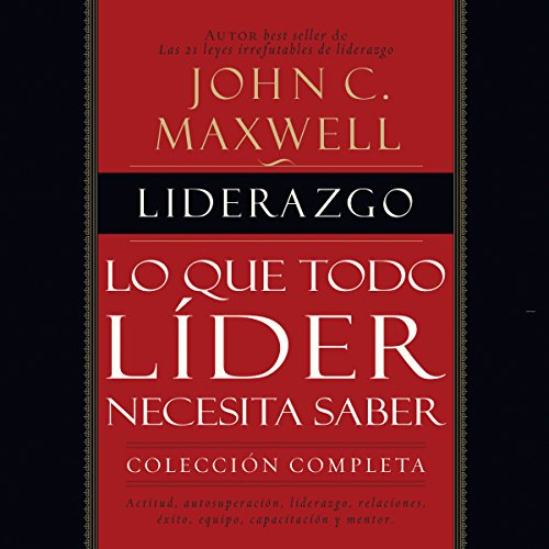 Liderazgo [Leadership] audiobook cover art