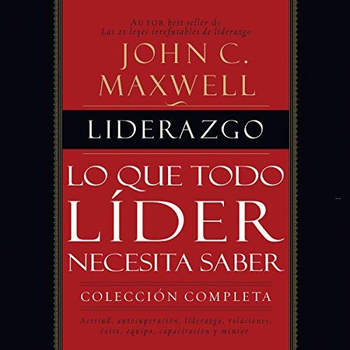 Liderazgo [Leadership]  By  cover art