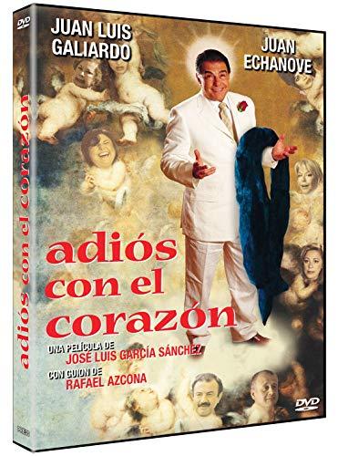 Adiós con el Corazón DVD 1999