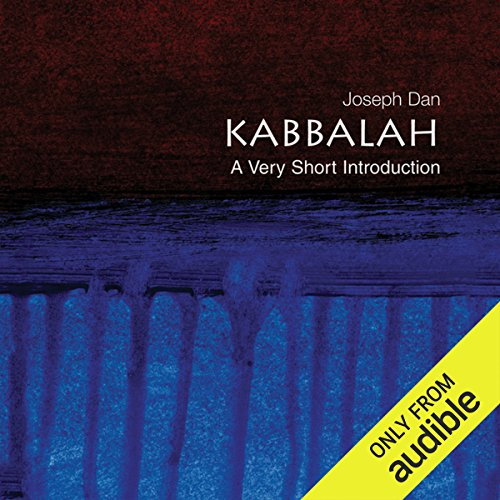 Kabbalah: A Very Short Introduction  audiobook cover art