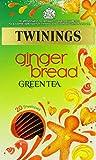 Twinings Gingerbread Green Tea, 80 Envelopes (Multipack of 4 x 20 Envelopes)